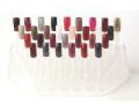 Colour Pops Nail Display Acrylic Stand 32 Tips €14.95