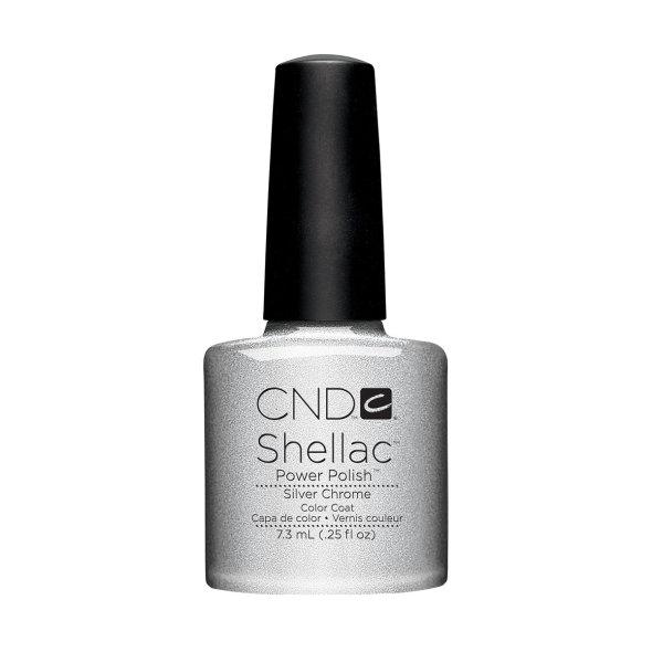 CND Shellac Silver Chrome €23.10