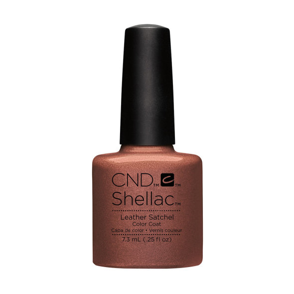 CND Shellac Leather Satchel €23.10