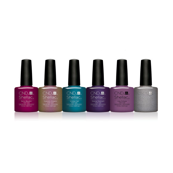 NEW! CND Shellac Nightspell Collection €135