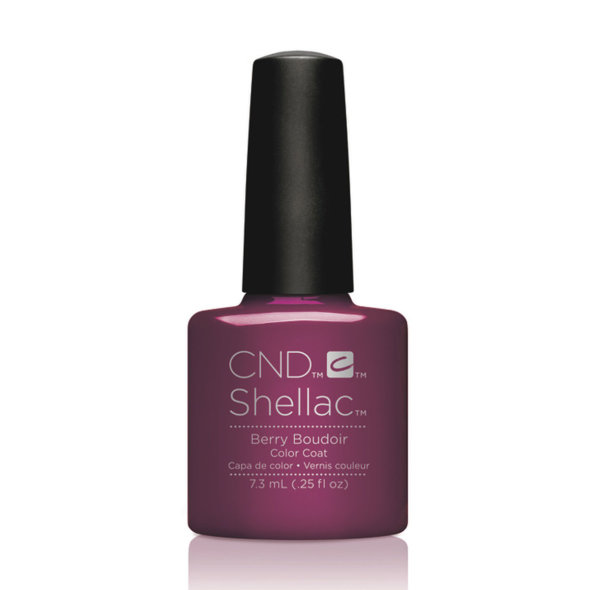CND Shellac Berry Boudoir €23.10