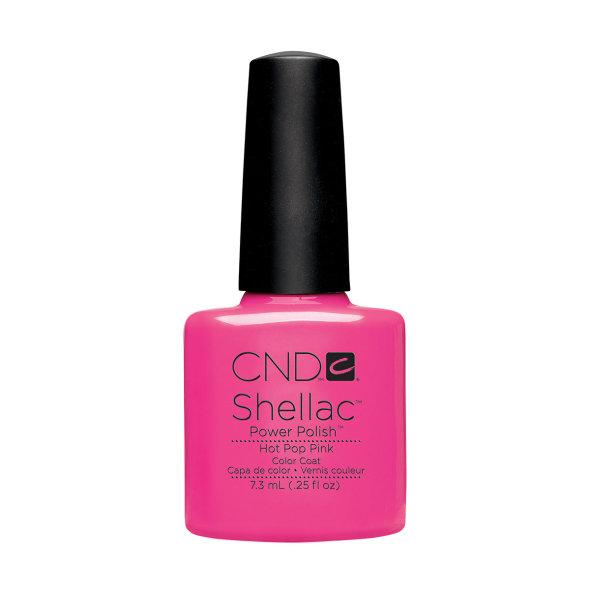 CND Shellac Hot Pop Pink €23.10