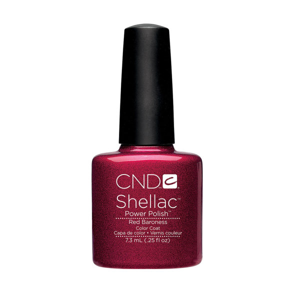 CND Shellac Red Baroness €23.10