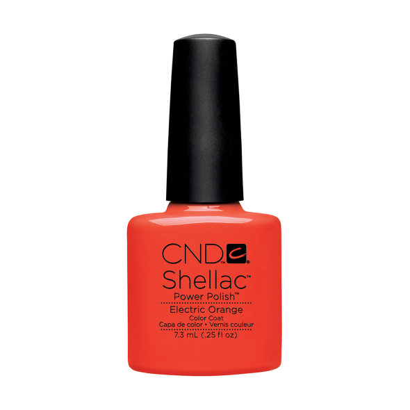 CND Shellac Electric Orange €23.10