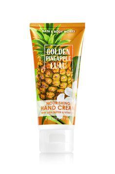 Bath & Body Works Golden Pineapple Hand Cream 59ml €15