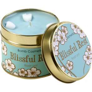 Blissful Rest Tinned Candle €10