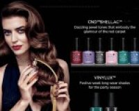 CND VINYLUX Starstruck Glitters Collection 2016 €12