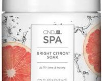 CND Spa Bright Citron Soak 409ml €19.50