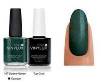 CND Vinylux Serene Green #147 €12