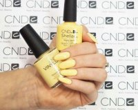 CND Vinylux Flirtation Collection Summer 2016 Honey Darlin' #218 €12