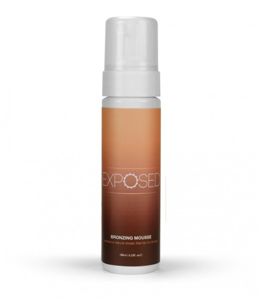 Exposed Tan Bronzing Mousse 180ml €25