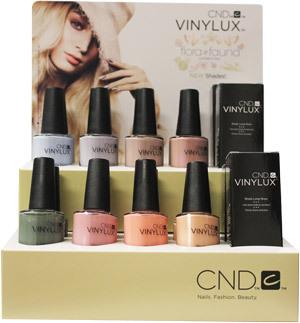 CND Vinylux Flora & Fauna Spring Collection 2015 €12 each