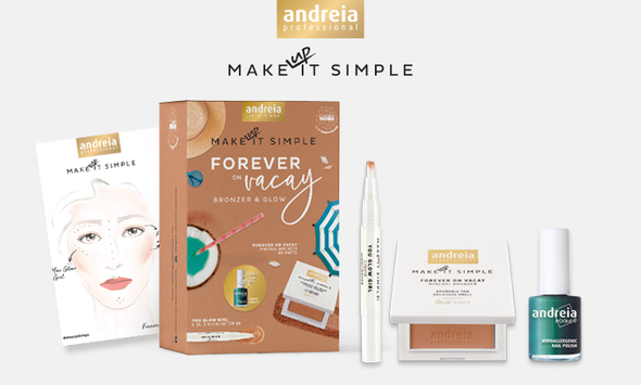 Andreia Professional Forever on Vacay Kit €29.95