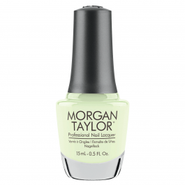 Morgan Taylor Glow In The Dark Top Coat 15ml €12