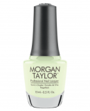Morgan Taylor Glow In The Dark Top Coat 15ml €12