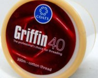 Griffin 40 Professional Grade Facial Threading Thread 300m €3.95