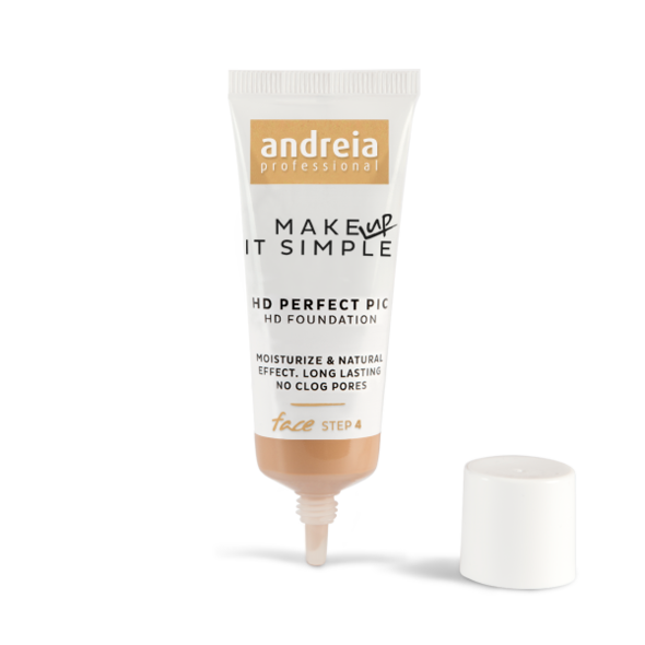 Andreia Professional HD Perfect Pic Foundation 04 €19.95