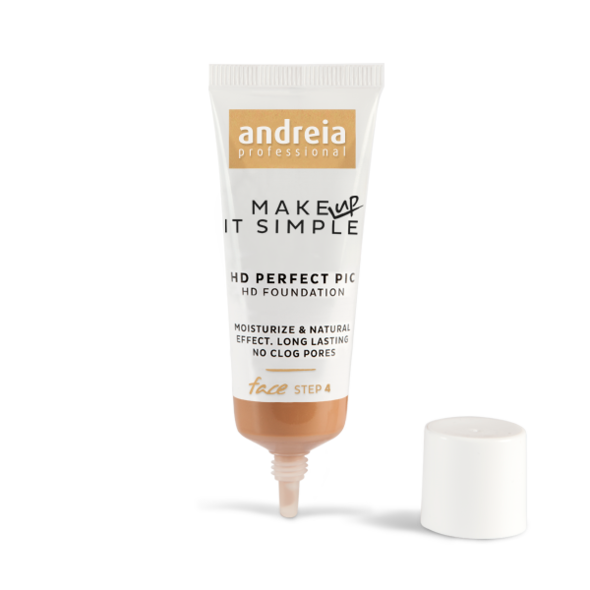 Andreia Professional HD Perfect Pic Foundation 06 €19.95