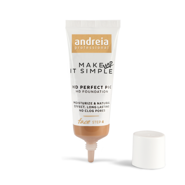 Andreia Professional HD Perfect Pic Foundation 07 €19.95