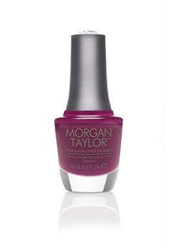 Morgan Taylor Nail Lacquer Berry Perfection (C) €12