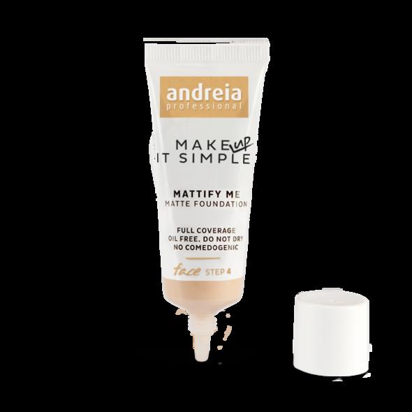 Andreia Professional Mattify Me Matte Foundation 01 €19.95