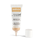 Andreia Professional Mattify Me Matte Foundation 02 €19.95