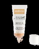 Andreia Professional Mattify Me Matte Foundation 03 €19.95