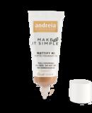 Andreia Professional Mattify Me Matte Foundation 04 €19.95
