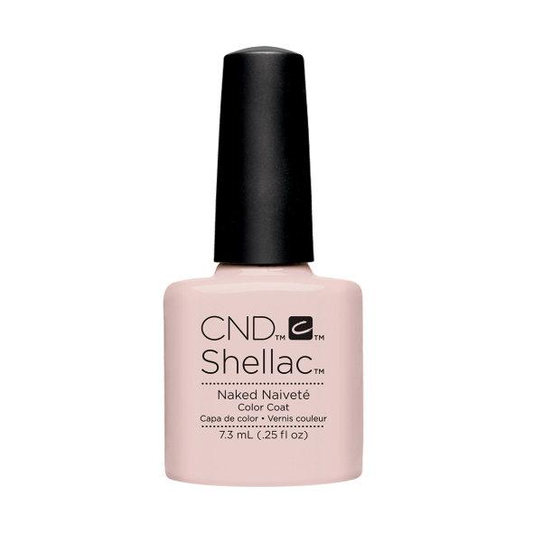 CND Shellac Naked Naivete €23.10