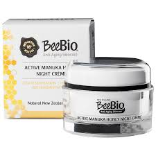 BeeBio Active 16+ Manuka Honey Night Cream 50g €60