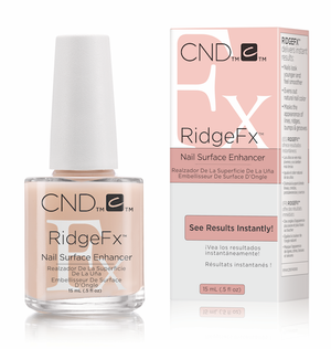 CND Ridge FX Nail Surface Enhancer 15ml €21.95
