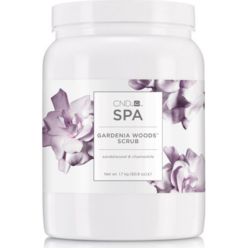 CND SPA Gardenia Woods Scrub 1727ml €71.90