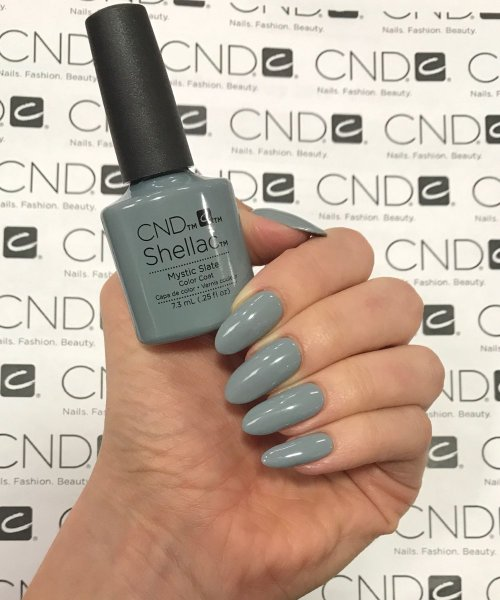 CND Shellac Glacial Illusion Collection 2017 Collection Mystic Slate €23.10