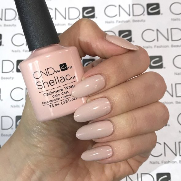 CND Shellac Glacial Illusion Collection 2017 Collection Cashmere Wrap €23.10