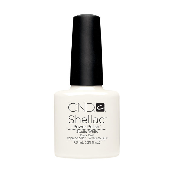 CND Shellac Studio White €23.10