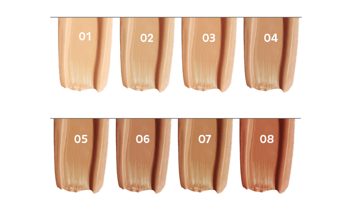 HD Perfect Pic Swatches