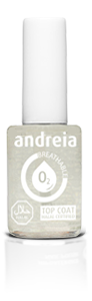Andreia Professional Halal Certified Breathable Top Coat €12