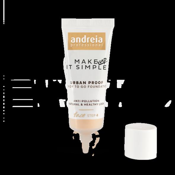 Andreia Professional Urban Proof Foundation 01 €19.95