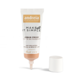 Andreia Professional Urban Proof Foundation 02 €19.95