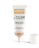 Andreia Professional Urban Proof Foundation 03 €19.95