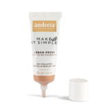 Andreia Professional Urban Proof Foundation 04 €19.95
