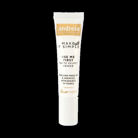 Andreia Professional Use Me First Matte Velvet Primer €18