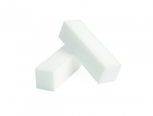 Beauty Couture Ireland White Block Buffers (3pk) €2.95