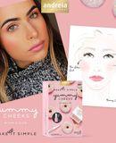 Andreia Professional Yummy Cheeks Kit €29.95