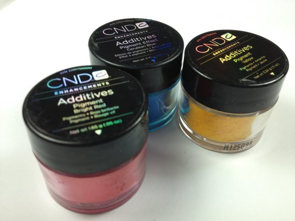 CND Additives €18