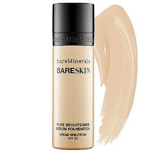 Bare Minerals Bare Skin Serum Foundation SPF 20 Bare Cream 05 €29