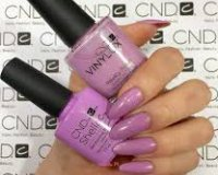 CND VinyluxGarden Muse Collection Beckoning Begonia #189 €12