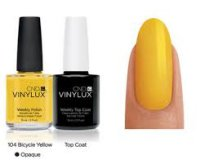 CND Vinylux Bicycle Yellow #104 €12