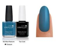 CND Vinylux Blue Rapture #162 €12