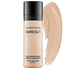 Bare Minerals Bare Skin Serum Foundation SPF 20 Bare Ivory 04 €29